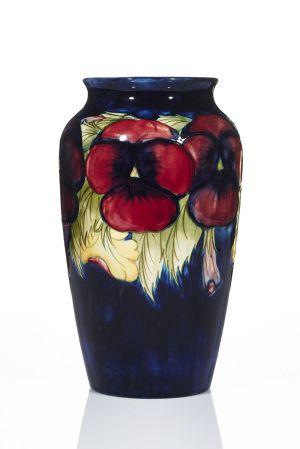 William Moorcroft Vase C 1920 Moorcroft Pottery William