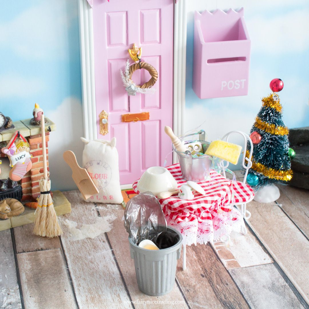 Featuring Our Cleaning Fairy Accessory Set With Images Fairy Door Accessories Fairy Accessories Fairy Doors