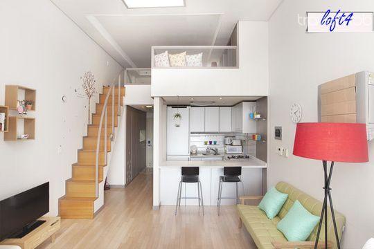 Korean apartment dream home inspiration design for Dream house inspiration