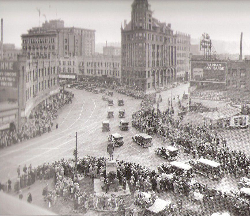 Spokane Review Building 1905 Historic Wa Diy Carpet