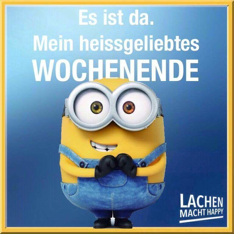 Pin Von Holger Auf Emoticon Minions Spruche Lachen Macht Happy