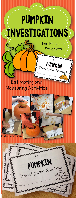pumpkin math estimating and measuring activities kdg measurement activities holiday. Black Bedroom Furniture Sets. Home Design Ideas