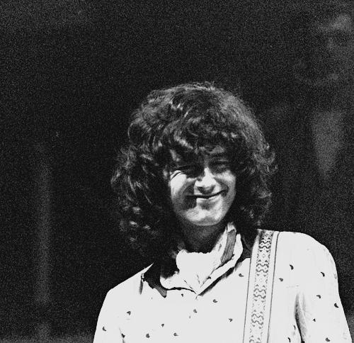 Jimmy Page, September 24, 1974.