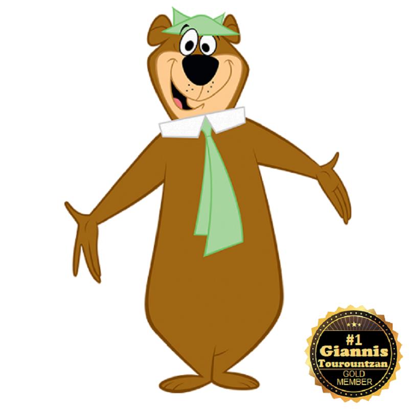 Yogi Bear Yogi Bear Cartoons Png Cartoon