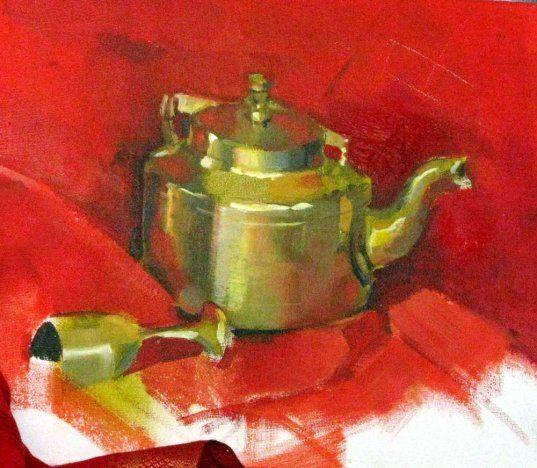 Milind Mulick Watercolor