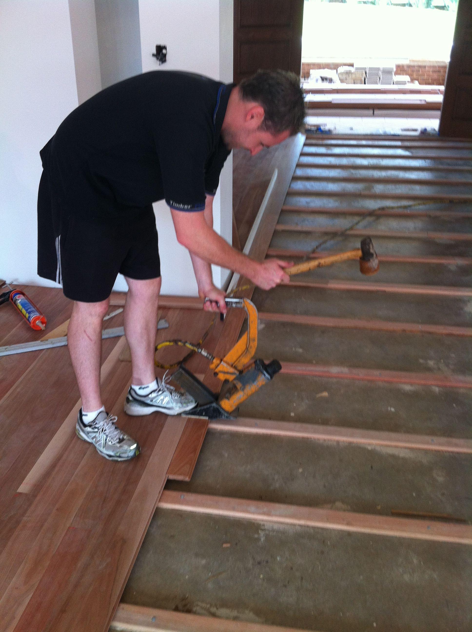 Engineered Wood Flooring Over Concrete Slab Floating