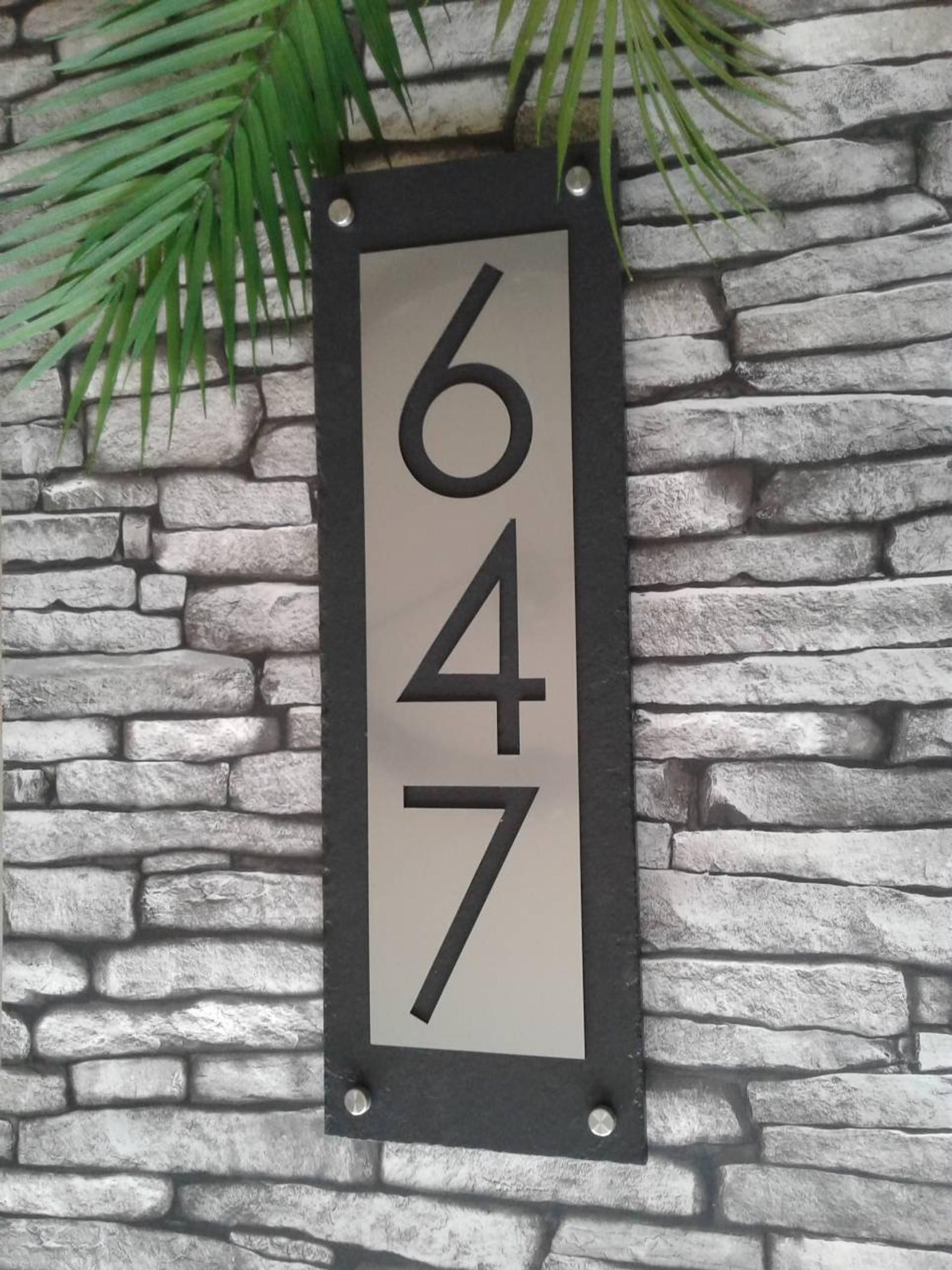 Pin On House Numbers