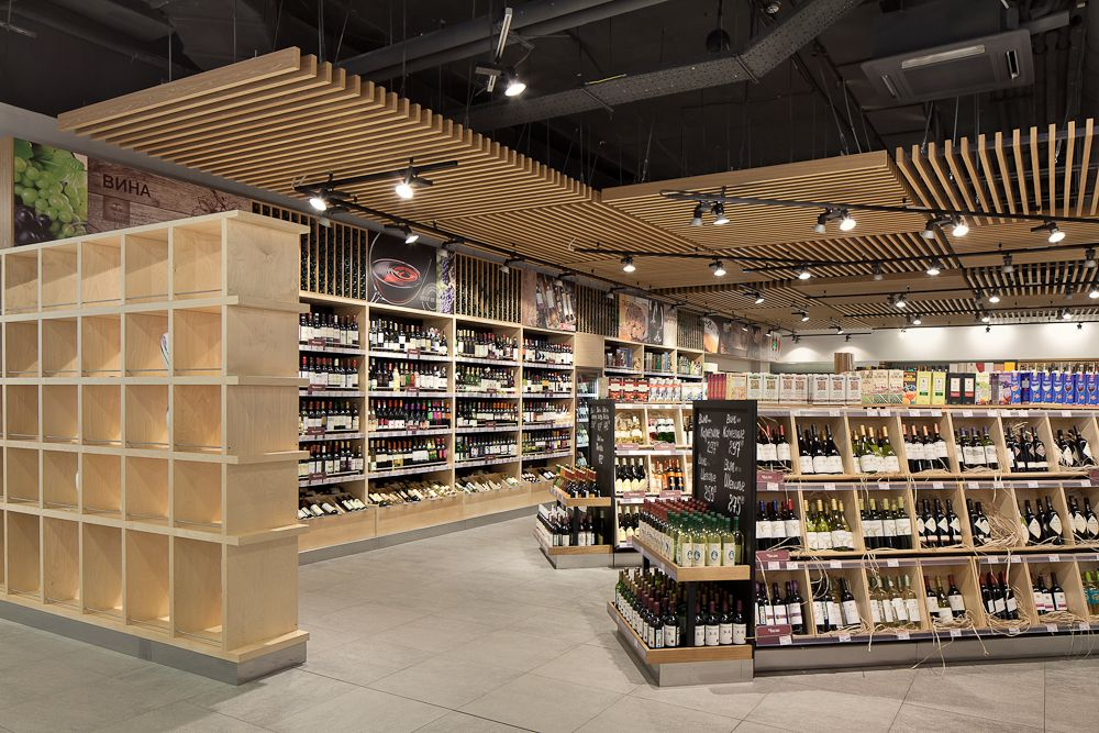 Pin By Gracia Navarro On Retail Supermarket Design Retail Store Design Retail Design