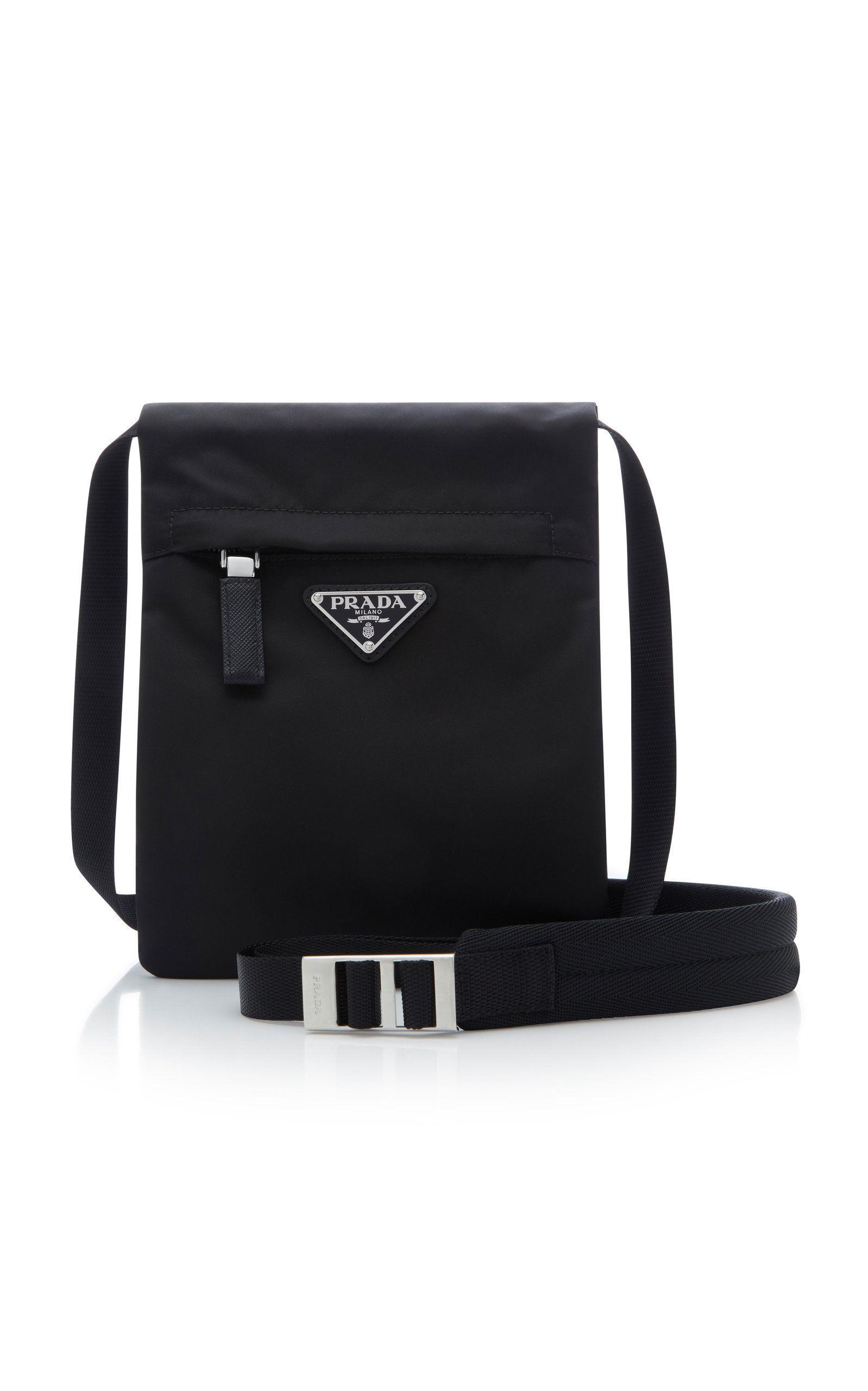 7a0fbc8e79 ... finest selection 2a598 adbcd PRADA SMALL TECHNICAL CROSSBODY BAG. prada bags  shoulder bags crossbody ...