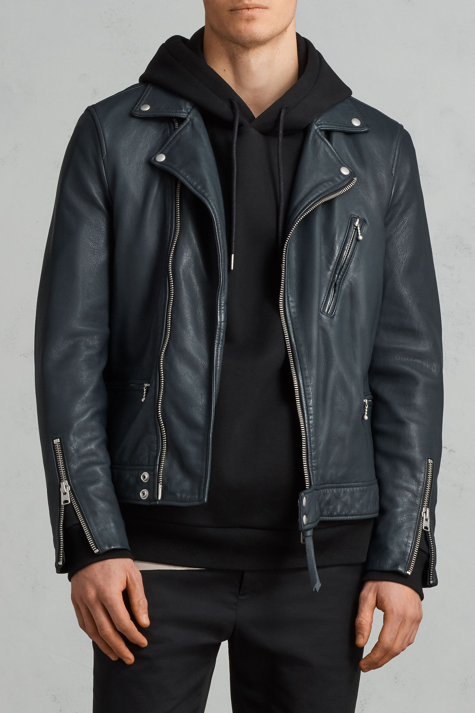 Allsaints New Arrivals Carver Biker Jacket For Fans Of Our Signature Biker Style The Leather Jacket Men Style Leather Jacket Men Celebrities Leather Jacket [ 2900 x 1934 Pixel ]