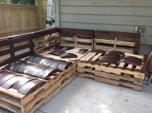 Garden Furniture Pallet pallet outdoor furniture designs | pallet outdoor furniture