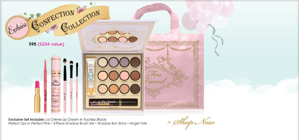 Makeup Products And Accessories | Official Too Faced Website
