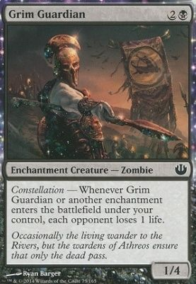 Grim Guardian Journey Into Nyx Daxos The Returned Magic The