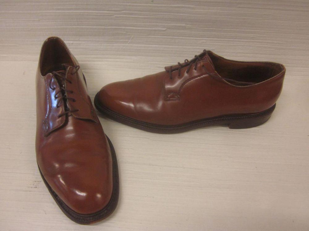 Church's' Custom Grade Made in England Men's COGNAC Leather Shoes ~USA SIZE 13 B #CHURCHS #Oxfords | Formal shoes for men. Dress shoes men. Shoes mens