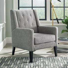 Scott Living Accents Mission Shaker Beige Accent Chair 903379