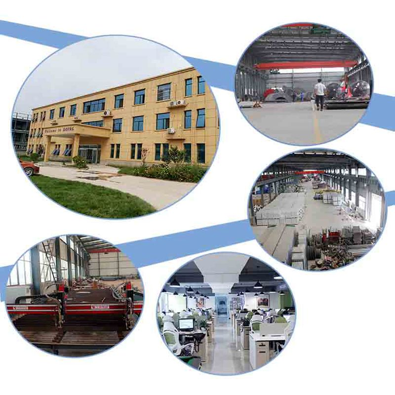 This is the Henan Doing Company factory, as the professional