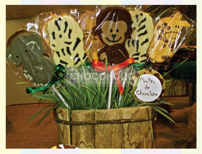 CHOCOHOLIC: Festa Safari