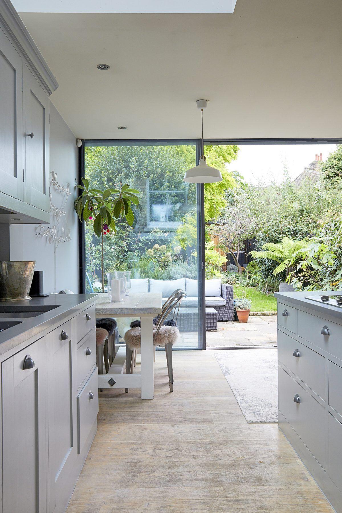 Maddox London Hackney Shootfactory Modern Kitchen Design Open Plan Kitchen Diner Open Plan Kitchen