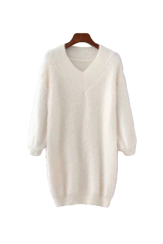 'Debby' Chunky Longline Sweater - 4 Colors