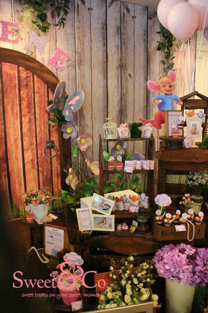 Winnie The Pooh Heffalump Birthday Party Planning Decor Ideas