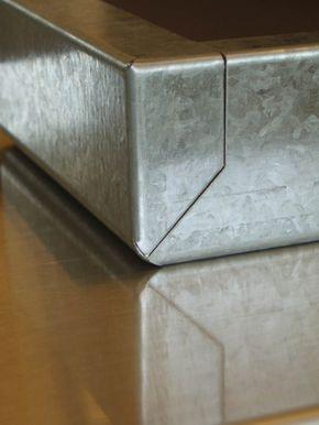 Automated Sheet Metal Panel Bending Sheet Metal Bending Manufacturers Dalsin Industries Inc Sheet Metal Fabrication Sheet Metal Work Sheet Metal