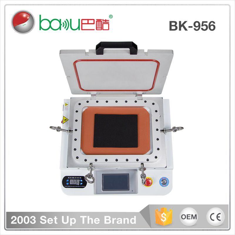Baku Bk 956 All In One Touch Screen Lcd Oca Vacuum Laminating Refurbish Machine For Repairing Mobile Refurbished Phones Phone Charging Stations Cellular Phone