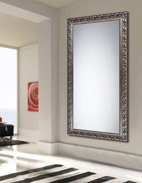 Espejo Vestidor con marco de madera a medida FUENGIROLA ESPEJOS