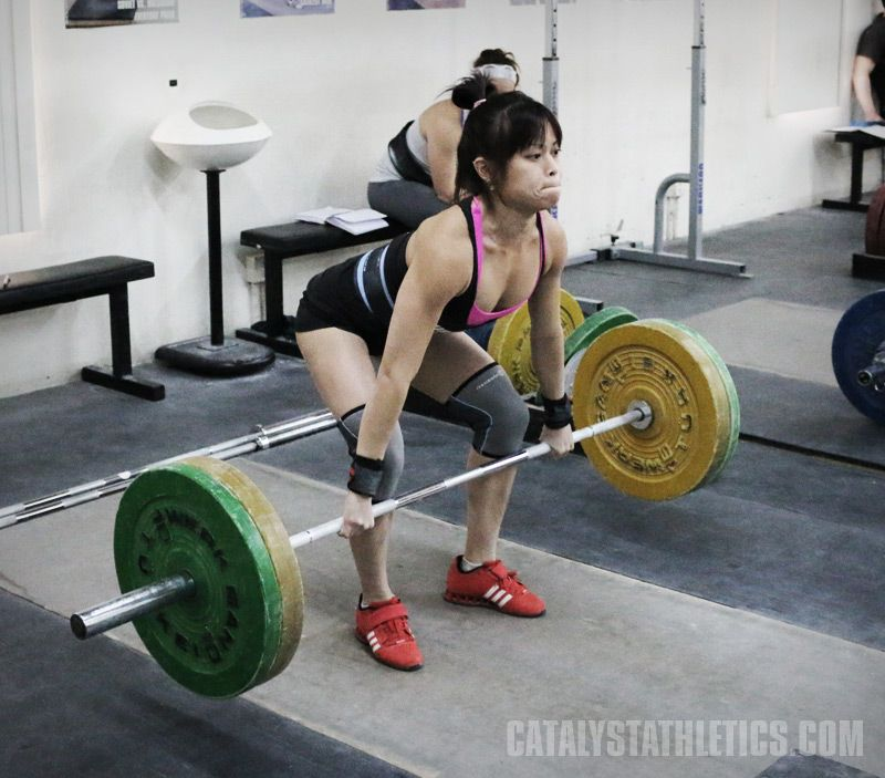 7 Steps To Better Weightlifting Technique Coaching