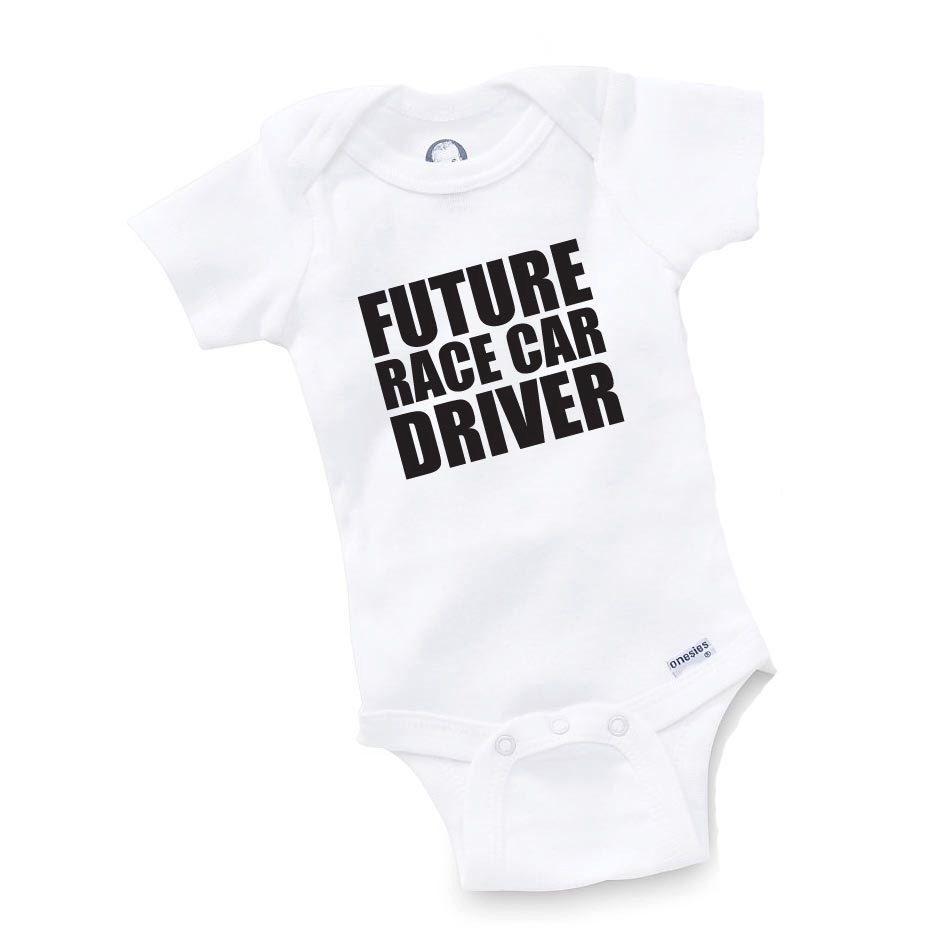 Future Starship Captain Funny Star Trek Unisex Baby Grow Bodysuit