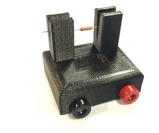 3D Printed Resistor Checker
