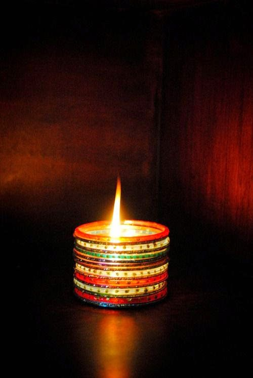 Diwali Diya Decoration Ideas With Photos