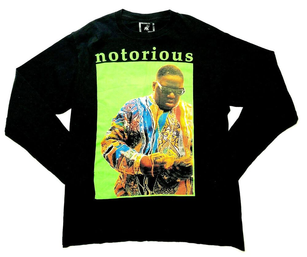 dc944421b917 Notorious Big Long Sleeve Shirt – EDGE Engineering and Consulting ...