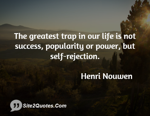Henri Nouwen Life Of The Beloved Quotes Life Quotes 8