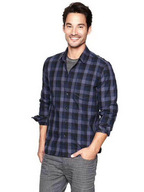 Gap Spring 2013 Casual Shirts for Men | Shirts for men, Clothes ...