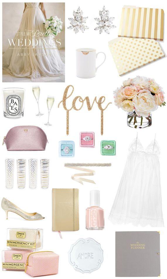 Gifts for the Bride-to-Be.