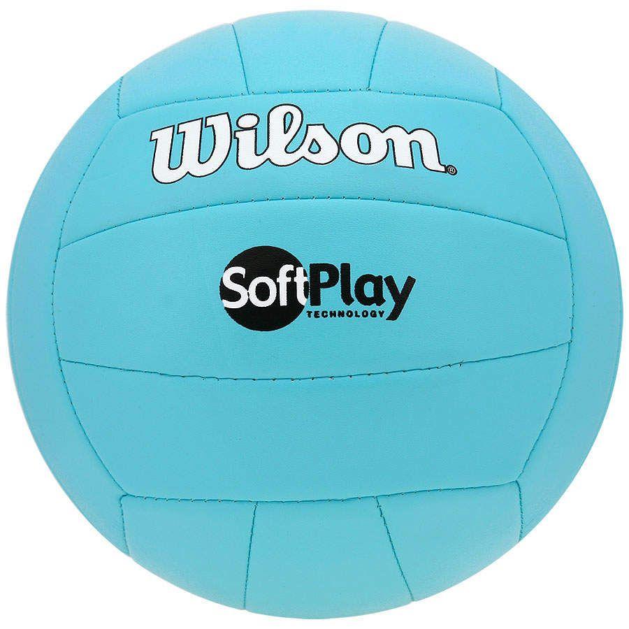 Bola de Vôlei Wilson Soft Play  c6163d66c3589