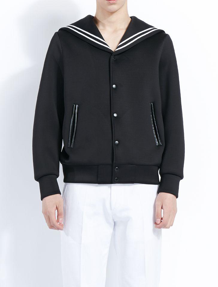 efd8177af8b Sailor stadium jacket