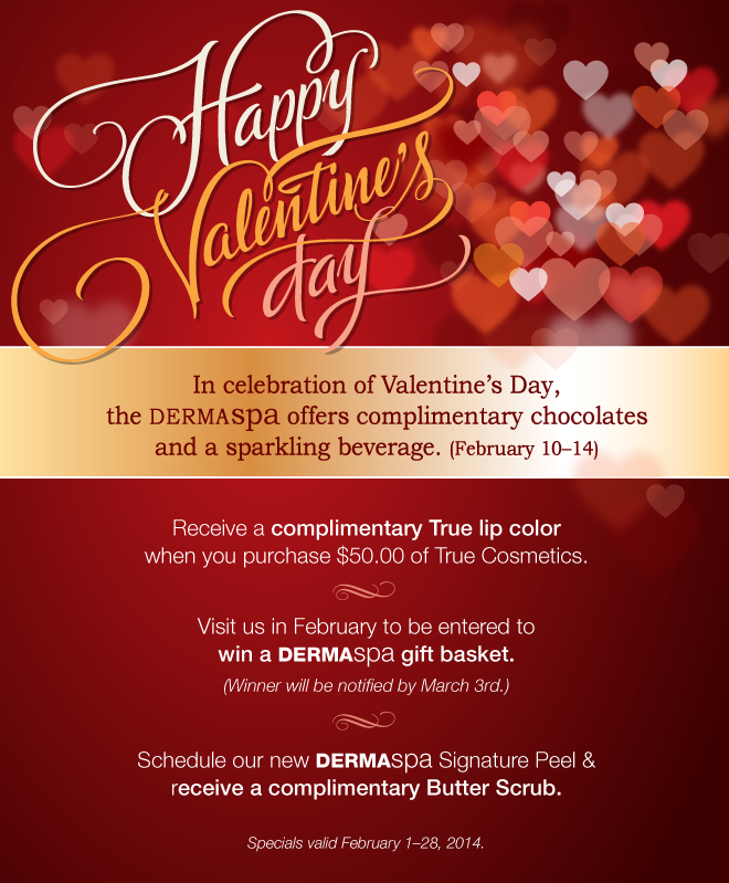 Spa Promotions For Valentine S Day Ideas For Business Pinterest