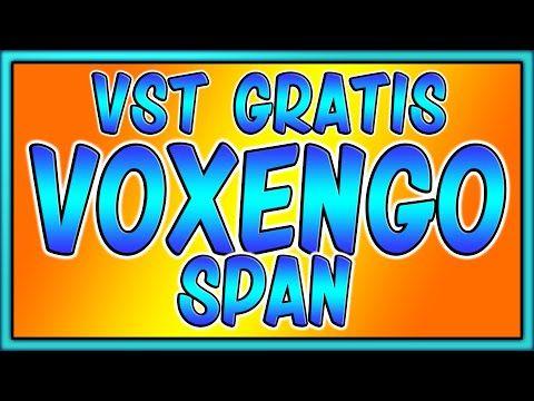 nice VST GRATIS ▭▻ VOXENGO SPAN   FREE DOWNLOAD e