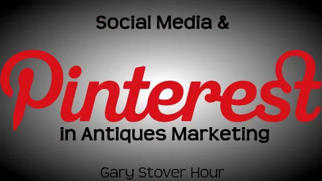 Gary Stover, from the Denver Brass Armadillo Antique Mall, talks w/ Pamela Medaglia, a vender from both Phoenix Malls, about the new Social Networking site, Pinterest.  They discuss the importance of Social Networking in general and how Pinterest can be used in Antiques