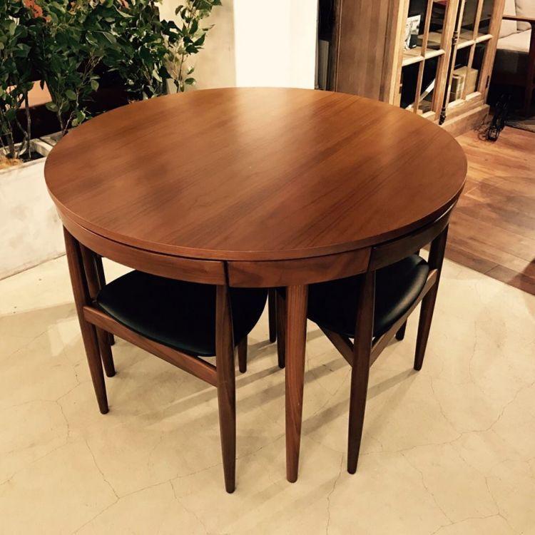 ディネッテ ダイニングテーブルセット Dinette Dining Table Set(8498) - リグナセレクションのダイニングテーブル | おしゃれな家具通販・インテリアショップ リグナ