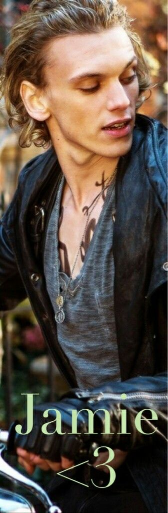 Jamie Campbell Bower / Jace --I have a problem with obsessing over fictional characters in YA novels...