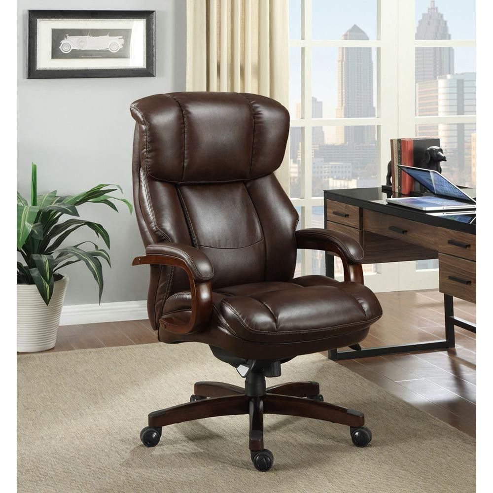 And Tall Executive Leather Office Chairs Contemporary Home Furniture Check More At Http