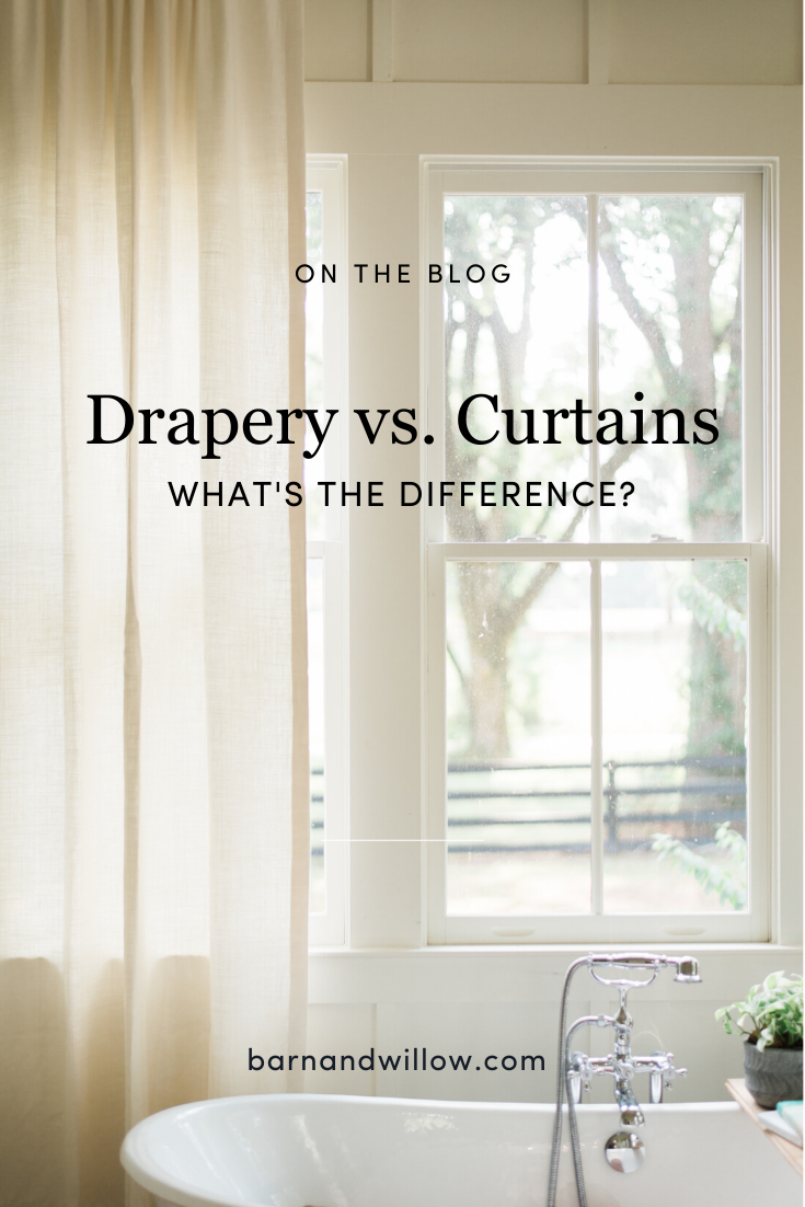 This Is The Real Difference Between Curtains And Drapes In 2020 Curtains Drapes Curtains Drapes