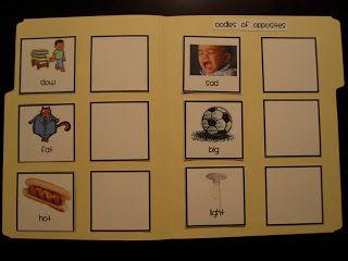 ABC order  literacy Centers File Folder Games PreK Make a Wish