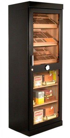 armoire a cigare adorini roma noire 3100 cygar cigar humidor armoires smoking