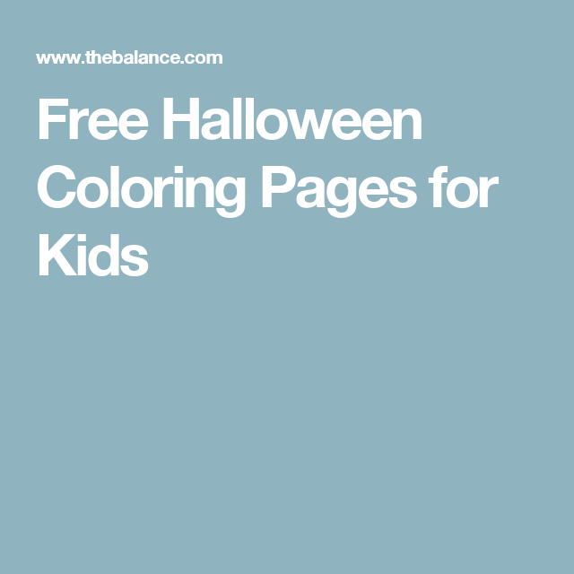 Thousands Free Printable Halloween Coloring Pages | Halloween ...