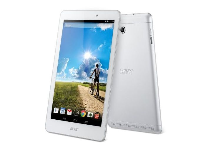 Acer Iconia 8 Tablet - The tablet features a 8-inch display sporting a resolution of 1920 x 1080 pixels, and is powered by a quad-core Intel Atom Z3745 processor. It comes with Android 4.4 KitKat as its operating system out of the box.   Geeky Gadgets