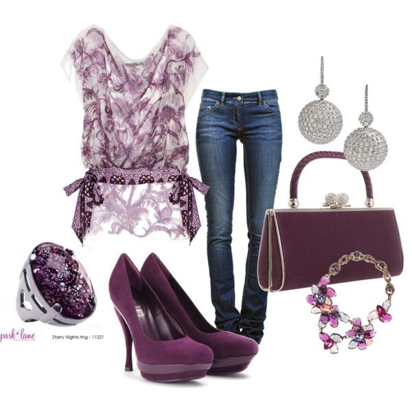 plum ..., created by daizeydee33 on Polyvore walk-in-closet