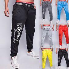 6612b1abd718 Stylish Mens Sports Running Baggy Pants Trousers Casual Jogger Harem  Sweatpants   eBay